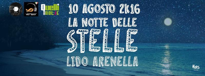 *****LA-NOTTE-DELLE-STELLE-*****-Lido-Arenella-SR